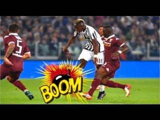 Paul Pogba ● The PogBOOM Skills Show 2015-2016 ||HD||