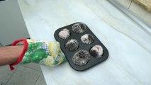 Petits muffins de hérisson! Adorable...