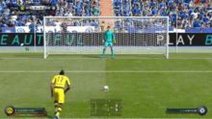Fifa 16 penalty kick tutorial