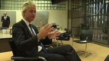 Pays-Bas: Wilders voudrait fermer les frontières aux migrants