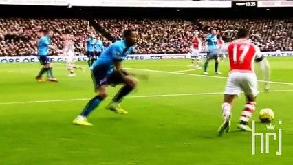 Alexis Sanchez ● Crazy Gunner Skills ||HD||