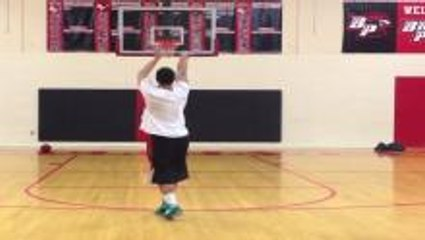How To: Carmelo Anthony pull up jump shot