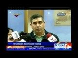 Ministro de justicia venezolano asegura que Leopoldo López tendrá sus derechos garantizados