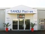 Sanoli Piscines à Saintes en Charente-Maritime.