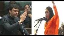 Sadhvi Balika Saraswati Making Fun Of Owaisi & Answering His 15 Minutes Warning To Hindus