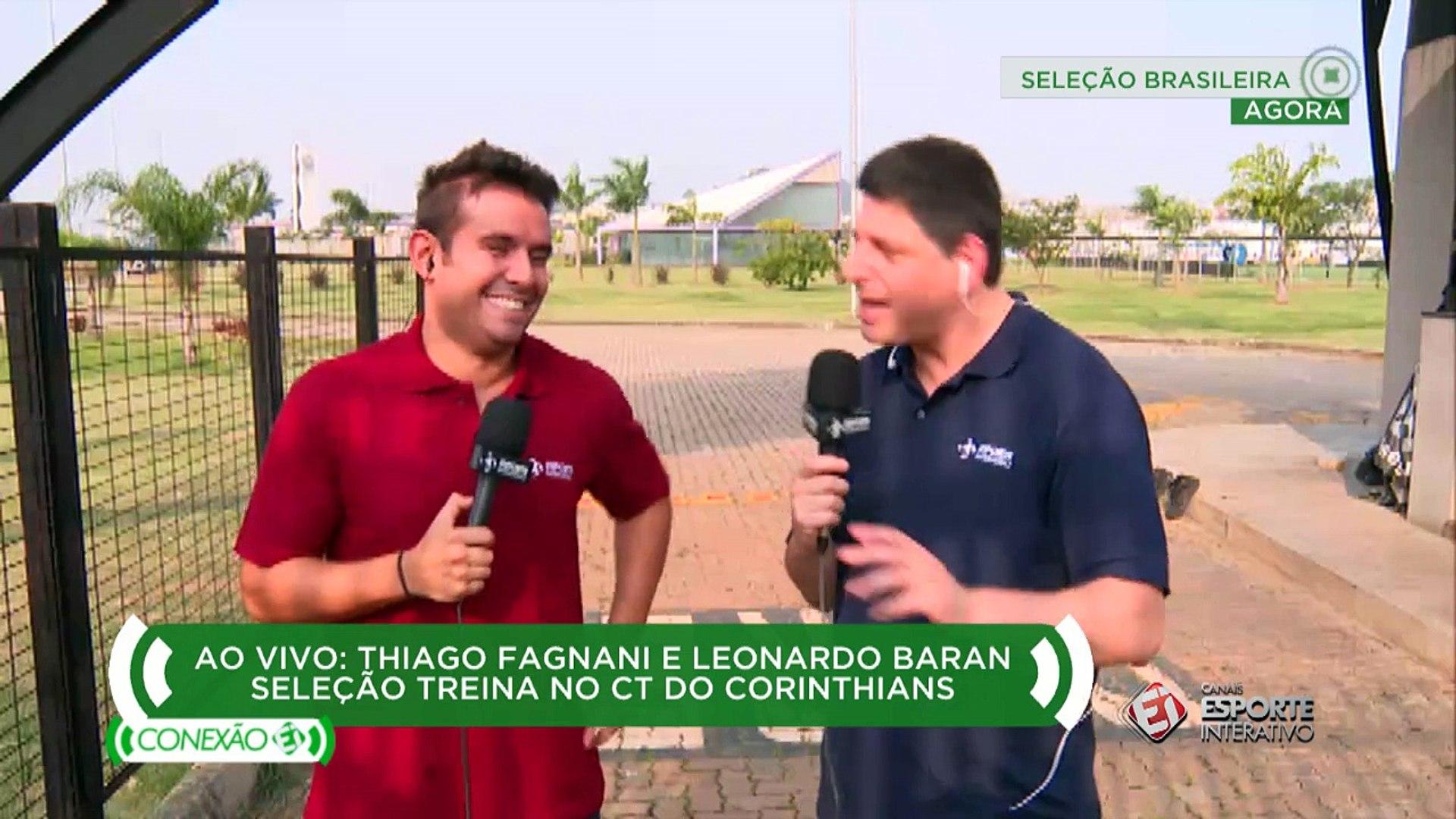 Leonardo Baran diz que a Argentina