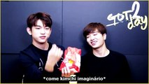 [LEGENDADO PT-BR] GOT2DAY #16 Junior + Youngjae