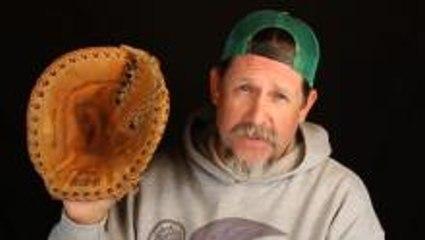 Will it string? Baseball glove