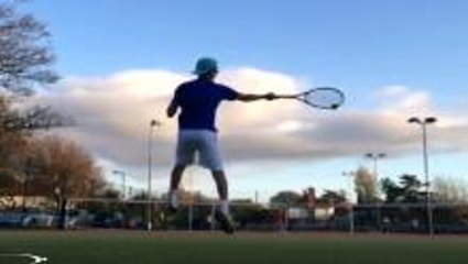 Tennis Forehand Tips To Improve Control