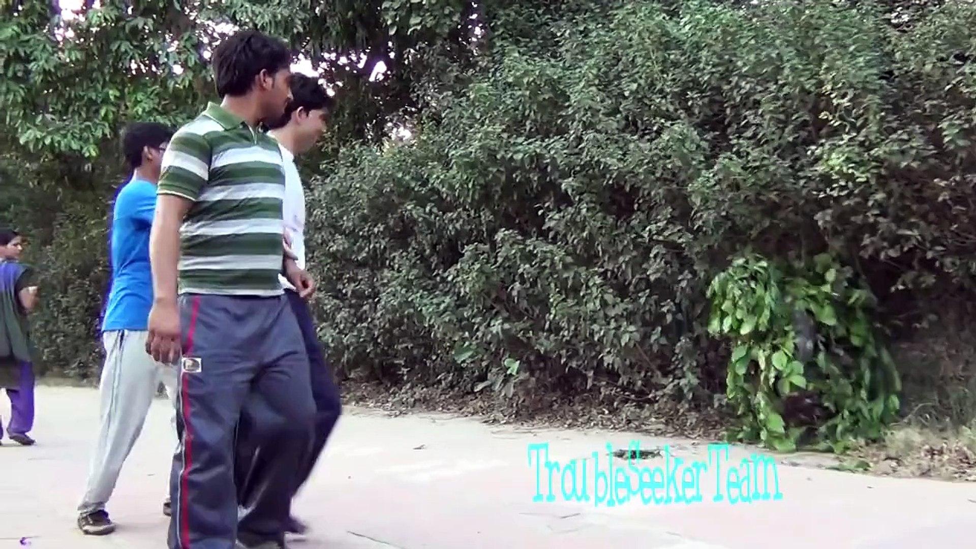 Bushman Prank | Pranks in India | TST Pranks