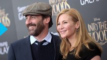 Jon Hamm & Jennifer Westfeldt Together Again?