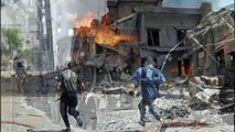 Syria conflict : Russia launches fresh strikes