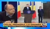 Ilie Serbanescu despre Dacian Cioloş: URMARESTE INTERESELE EUROPENE MAI MULT DECAT INTERESELE ROMANESTI