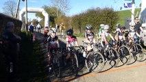 Cyclo Cross de St Julien de Civry - Course des Benjamins - 7 Novembre 2015