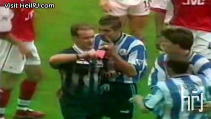 Funniest Red Cards Ever