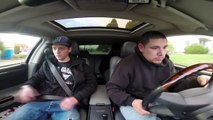 Guy Jumps out of a moving car!! Funny prank Funny videos