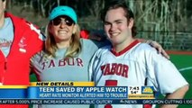 Apple Watch Saves Teen | Teen Receives Call From Tim Cook, iPhone, and Apple Internship