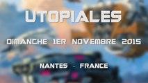 Utopiales 2015 !