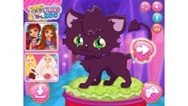 Monster High Pets and Owners — Monster High Pets Salon — Cartoon NEW Video For Girls Princ