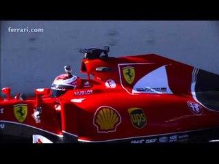 """Kimi Raikkonen: """"Interlagos, una pista divertente da guidare"""""""