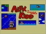 Alex Kidd In Miracle World Sega Master System Test 50
