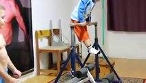 Body Builders child