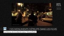 VIDÉO ZAPPEUR - Tour Eiffel, Vatican, Kremlin... Quand les monuments mythiques sont détruits au cinéma