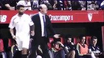 ¿Escucharon los suplentes de Real Madrid rajar a Rafa Benítez en el banquillo de sus compañeros-