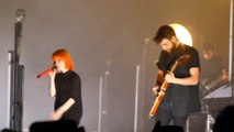 """Aint It Fun"" Paramore@Borgata Event Center Atlantic City 5/8/15 Writing the Future Tour"