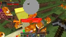 popularmmos Minecraft HORRIBLE TROLLING GAMES Lucky Block Mod Modded Mini Game