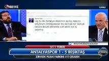 Çakar: Beşiktaş çok tecavüzcü bir takım