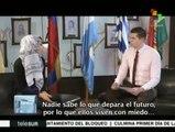 Interviews from Caracas, Noor Harazeen