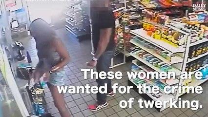 Women wanted for twerking