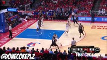 Kawhi Leonard Full Round 1 Offense Highlights | 2015 Playoffs |