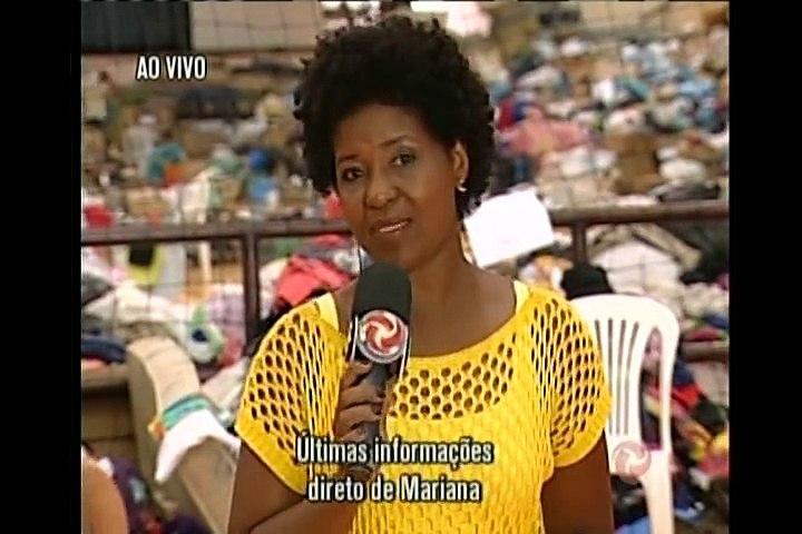 TV Verdade fala sobre terceira barragem que ameaça romper em Mariana