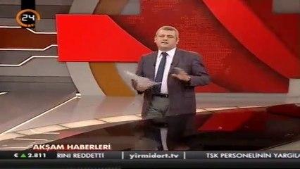 Hocalara Geldik Kanal 24 Ana Haberde