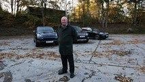 BMW X5 vs Porsche Cayenne vs Range Rover Sport video 4 of 4