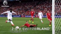 Every England Goal - Euro 2016 Qualifying - Goals & Highlights