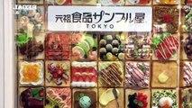 元祖食品サンプル屋 Amazing Food sample.