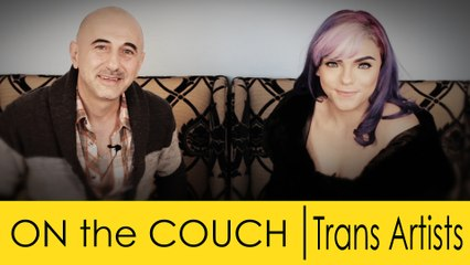 On the Couch Stef Sanjati (with other very special Trans Artists guests)
