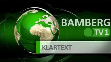 Klartext - Konversion & 4500 Flüchtlinge in Bamberg