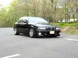 BMW M5 E39 Burnout