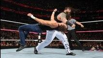 Roman Reigns, Dean Ambrose & Randy Orton vs The Wyatt Family | Raw Español Latino ᴴᴰ