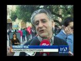 Cuenca vivió un día de marchas