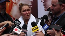 Ronda Rousey believes she was put on this planet to be a UFC champion