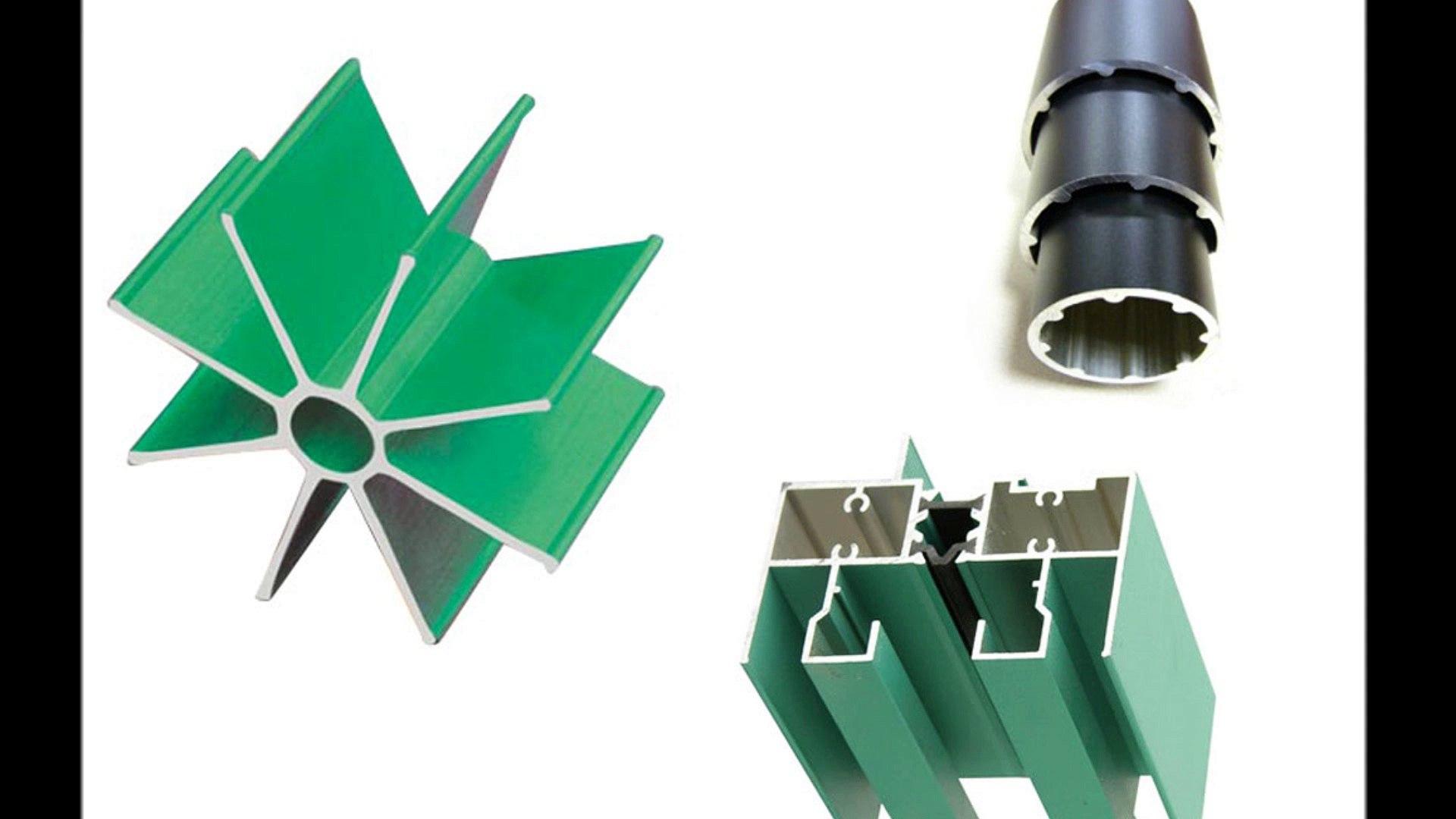 Aluminium Extruded Products