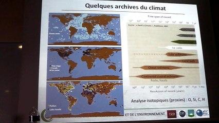 Phillipe Bousquet - Les rythmes du climat de la Terre