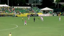 Former USA wonderkid Freddy Adu pops up with beautiful lobbed assist for Tampa Bay Rowdies