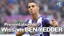 Présentation de Wissam Ben Yedder
