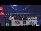 Alibaba Group rings NYSE bell after setting record Singles' Day shopping event
